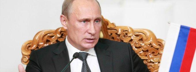 Net vokiečiai jau suvokia, kad V.Putinas Rusiją pavertė korumpuota autoritarine valstybe