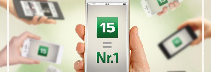 15min.lt – Nr. 1 mobiliuosiuose telefonuose!
