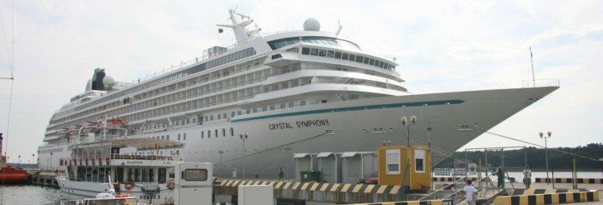 Per mažai pinigų: Klaipėda vilioja, o Kuršių nerija kruizinių laivų turistais nesidžiaugia