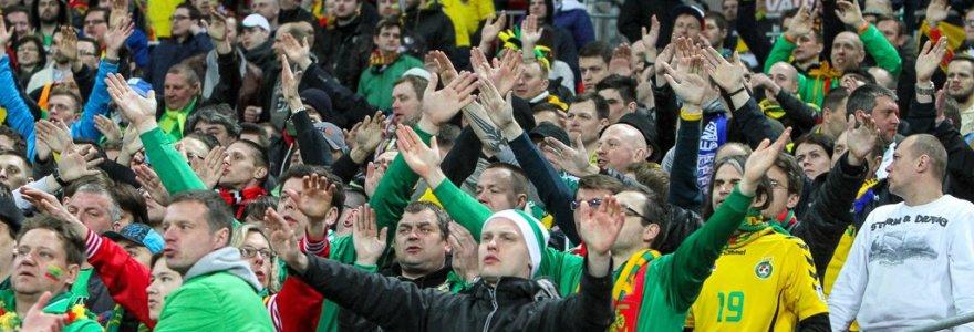"""Legendinis """"Wembley"""" stadionas suvienijo tautą – futbolo kelionė į Londoną"""