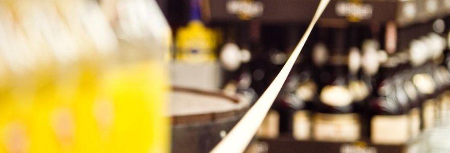 Daliai alkoholio vartotojų svaigalų skyrius liks uždarytas ir po rugsėjo 1-osios