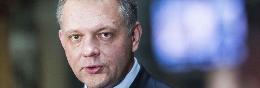 Prokuratūra patikslino: Eligijus Masiulis įtariamas ir kyšininkavimu