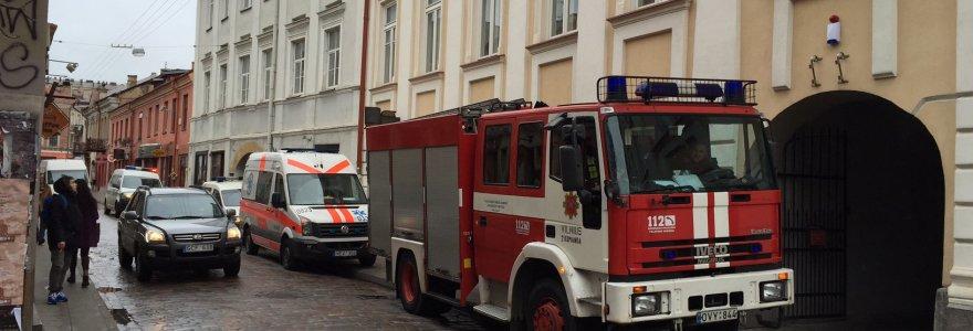 Statybas Vilniaus senamiestyje sustabdė netikėtas radinys: sulaukta išminuotojų