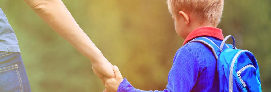 """Autistą sūnų auginanti Lina: """"Nuo dvejų metų jis skaito ir turi neįtikėtiną atmintį. Jis – mano stebuklas"""""""