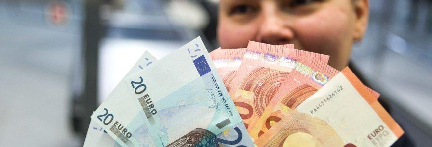 Ekonomistai įspėja: po penkerių metų Lietuvos laukia du rimti sukrėtimai
