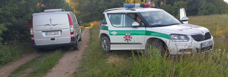 Tragedija Klaipėdos rajone: tvenkinyje nuskendo trejų metų mergaitė