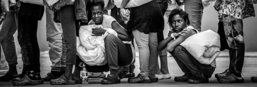 #PaskuiPabėgėlius: migrantų priedanga padeda vykdyti prekybą moterimis ir vaikais