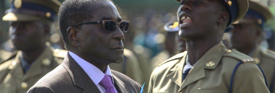 Afrikos diktatorių paslaptys: elitinė apsauga ir nuolatinė baimė