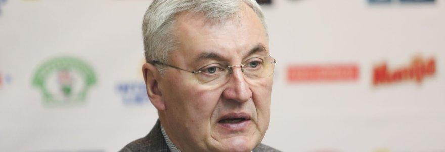 Jono Kazlausko žodis – paskelbti 25 kandidatai į Lietuvos rinktinę