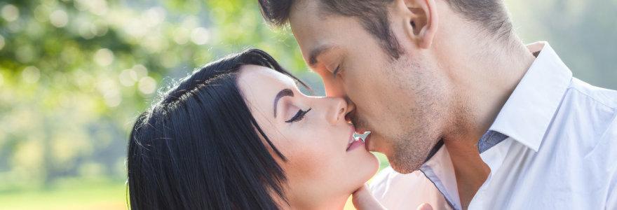 6 bučinių tipai ir jų reikšmės