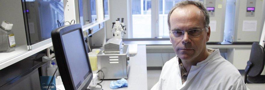 """Laboratorinės mėsos kūrėjas Markas Postas: kodėl mums turėtų rūpėti """"dirbtinis mėsainis""""?"""