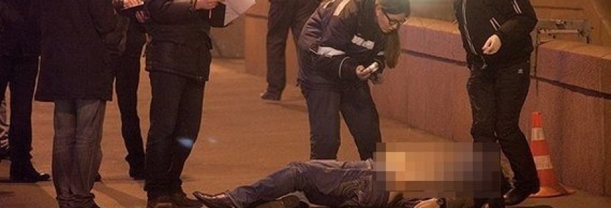 Versija dėl Boriso Nemcovo nužudymo: jis buvo nušautas ne ant tilto