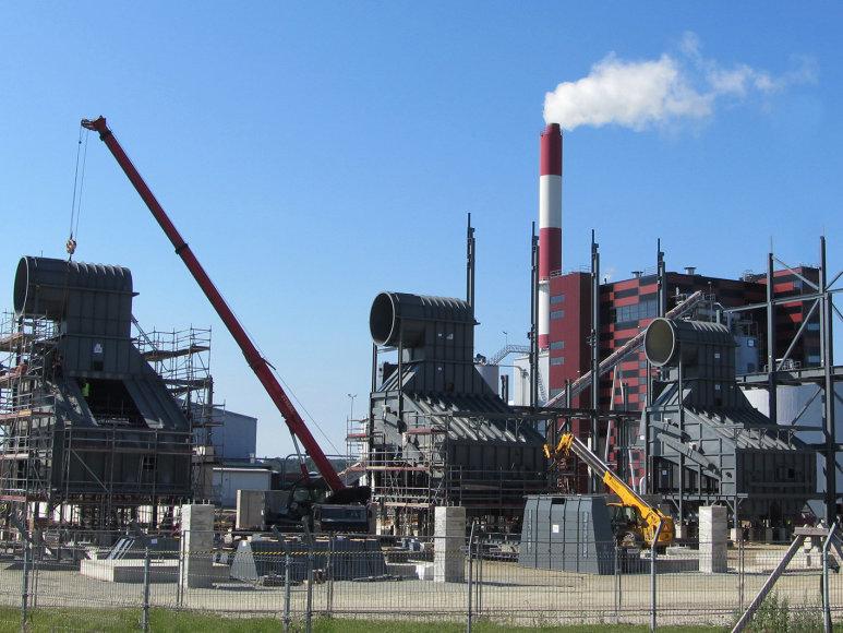 """Axis technologies"" Taline statoma elektrinė"