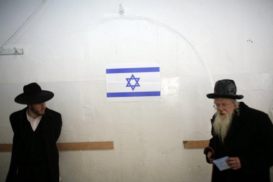 Žydai ortodoksai Izraelyje