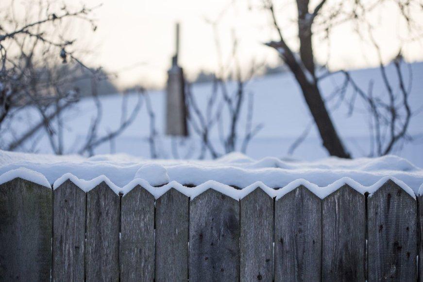 Irmanto Gelūno/15min.lt nuotr./Šalčio sukaustyti Vilniaus peizažai atskleidė žiemos grožį