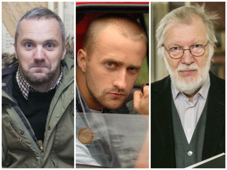 Pretendentai į Lietuvos metų kino aktorio titulą