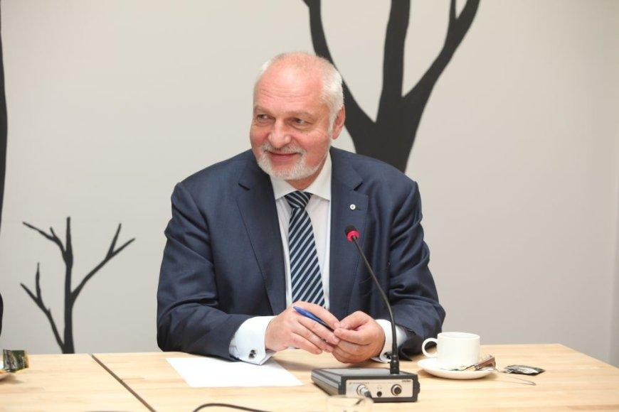 Rinkimai 2012: 15min.lt konferencijoje diskutavo Valentinas Mazuronis ir Rimantas Dagys