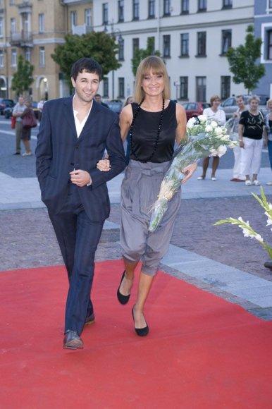 Foto naujienai: Gytis Šapranauskas. Ieva – draugė ar pamotė?