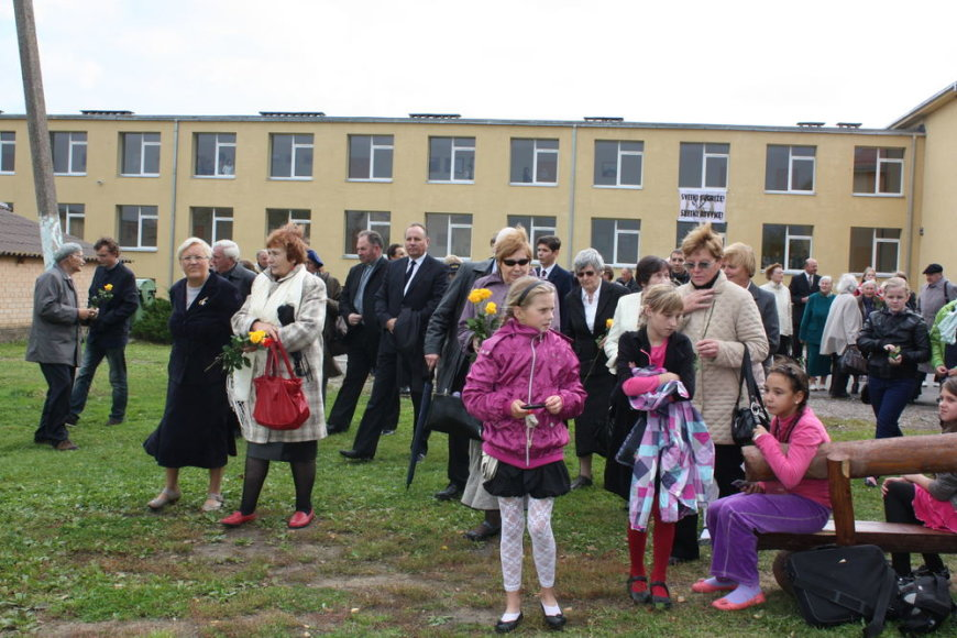 Simno gimnazija atšventė 230-ąjį gimtadienį