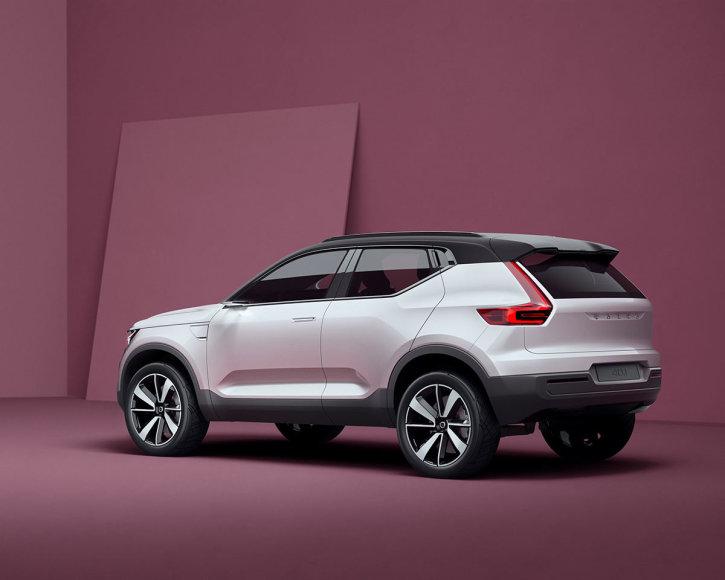 """""""Volvo"""" nuotr./""""Volvo"""" 40-os serijos konceptas"""
