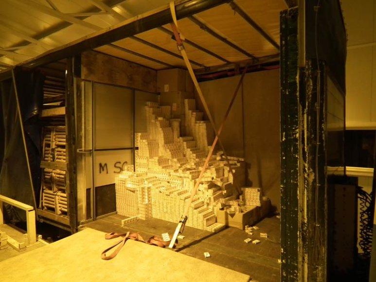 Pasieniečiai sulaikė milijono litų vertės krovinį