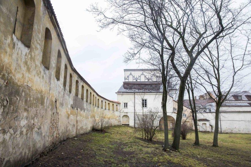 Luko Balandžio/15min.lt nuotr./Lietuvos valstybingumo istorija - per valandos pasivaikščiojimą Vilniaus senamiesčiu