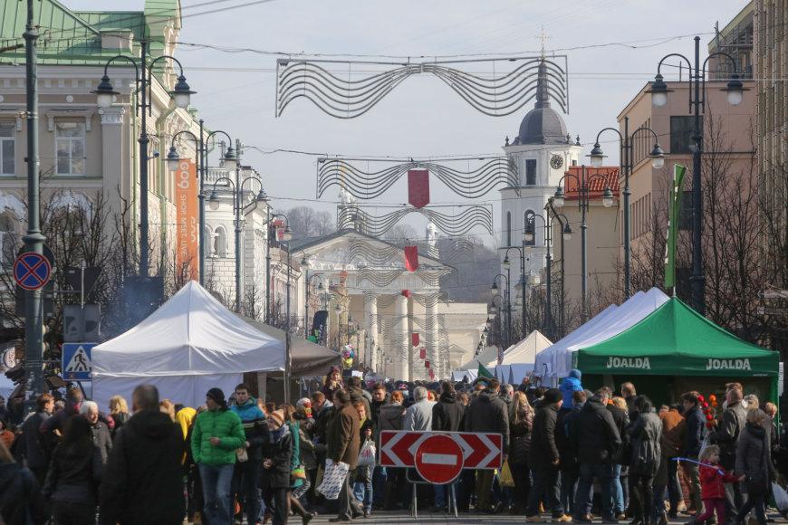 Kaziuko mugė Vilniuje