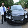 """Bentley Continental"" atomobilių modeliai"