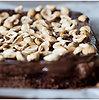 """Drėgnas šokoladinis pyragas """"brownie"""""""