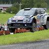 Suomijoje prasidėjusiame WRC ralyje pirmauja J.M.Latvala