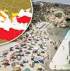 Paskelbtas turistinių šalių, kuriose labiausiai tikėtini teroristiniai išpuoliai, žemėlapis