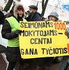 Šokiruojanti statistika: Lietuvos mokytojai gauna mažiausius atlyginimus visoje Europoje