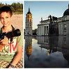 17-metis Gabrielius Khiterer parodė kitokią Vilniaus katedrą: nuotrauka sužavėjo internautus