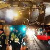 """Reidas Vilniuje: girtas """"klevo lapas"""", užkietėjęs pažeidėjas ir kraujais pasruvęs nelaimėlis"""