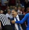 Kuriozai NCAA: dėl lietuvio pražangos įsiutęs treneris išvarytas lauk po kelių minučių