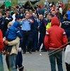 """Vengrijoje kyla pasipiktinimas dėl plūstančių tūkstančių migrantų: """"Agresijos mes netoleruosime"""""""