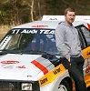 """Kaunietis tik iš nuotraukų atkūrė legendinio ralio automobilio """"Audi sport quattro S1"""" kopiją"""